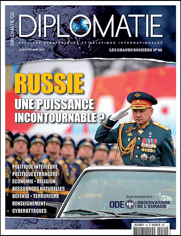 diplomatie août-septembre 2017