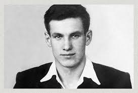 Boris Eltsine jeune