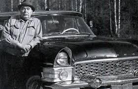 Brejnev et la voiture
